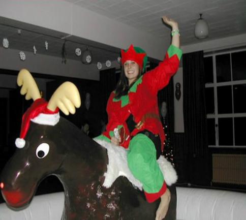 Rodeo Rudolf
