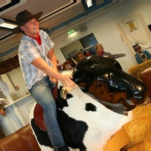 Rodeo, western, temafest